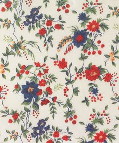 love this classic fabric for pillows or chair cushions. from liberty of london