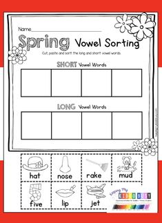 MAY NO PREP CENTERS AND WORKSHEETS - spring themed activities for kindergarten - freebies - english language arts - May goals - writing - reading - math - literacy - labeling - mini books - reading fluency - reading comprehension - punctuation - sight words - sentences - super e - sequencing - addition - subtraction - skip counting - counting - one more one less - center work - teen numbers - FREEIBES #kindergartenliteracy #kindergartenmath Kindergarten Freebies, Kindergarten Centers, Kindergarten Literacy, Sight Word Sentences, Cvc Words, Sight Words, English Language, Language Arts, Word Work Centers