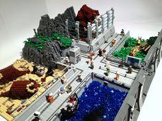 Lego Jurassic, Lego Star Wars, Legos, Action Figures, Stars, House Styles, Lego Ideas, Image, Lego