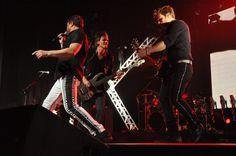 Simon, John, Dom, Duran Live 2012!