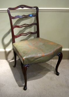 Chippendale Single Side Chair
