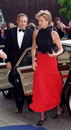 Diana, The Style Icon.
