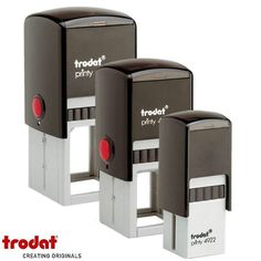 TRODAT PRINTY STAMPS will surely give you a clear and sharply defined logo of your business. It is very useful for everyday work routine in office. #trodat #stamps #printy #logo #business #useful #work #altarkeez #dubai #success #contactus  For more information and queries please contact us: Al Tarkeez Trading LLC Phone: (00971) 4 294 1171 - (00971) 4 294 1173 Fax: (00971) 4 294 1188 Email: info@tarkeez.net www.tarkeez.net Al Garhoud, Ithraa Plaza Bldg, Office number: 302, Dubai - U.A.E