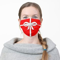 Wrap yourself up this Christmas! Diy Face Mask, Face Masks, Holiday Parties, Holiday Ideas, Christmas Ideas, Christmas Gift Wrapping, Christmas Sewing, Christmas Holidays, Happy Holidays