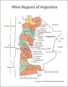 Argentina #wine #wineducation #argentina