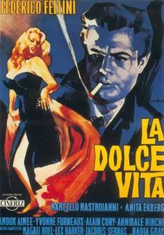 F. Fellini 1960