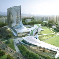 International design studio DRDS has taken first place in a major competition in Jinju, South Korea for the Korean Land + Housing Corporation (LH)