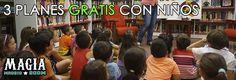 Planes con niños en Madrid: 3 opciones gratuitas