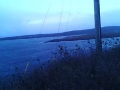 This is a video of Carbonear Harbour