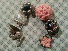 Upcycled Vintage Brooch Earring Bracelet One by EmmaLynnTreasures, $23.80