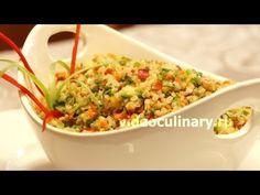 Рецепт - Салат диетический из киноа от http://videoculinary.ru