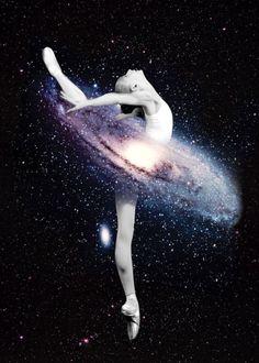 Dancing among the stars.