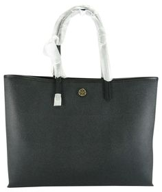 Tory Burch $295 Nwt Cameron Large Canvas Black Tote Bag. Get one of the hottest styles of the season! The Tory Burch $295 Nwt Cameron Large Canvas Black Tote Bag is a top 10 member favorite on Tradesy. Save on yours before they're sold out!