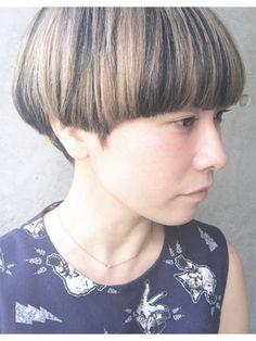 melgina 【メルジーナ】 ◆melgina◆3Dローライト マッシュショート★