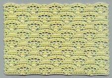 Diamond Ring Crochet Stitch