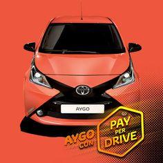 Testa prodotti: #news Go fun yourself with Toyota AYGO