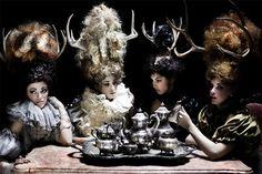 diamond doll tea party