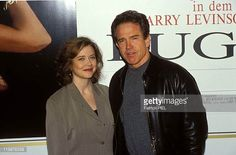 Warren Beatty And Annette Bening Stock Photos and Pictures | Getty ...