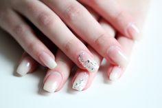 franska naglar med stenar - Sök på Google