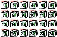 Ab Montag den 1. Dezember könnt ihr täglich ab 10.00 Uhr unter www. schauspiel-stuttgart.de ein Türchen öffnen, miträtseln und tolle Preise gewinnen. #Adventskalender