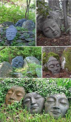 Garden sculpture More