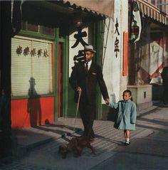 endilletante: Fred Herzog : Black man pender, 1958.