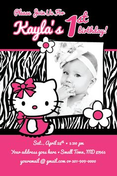 1000 Images About Hello Kitty Zebra On Pinterest Paper