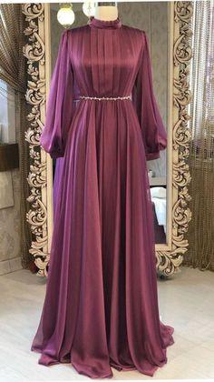 Hijab Evening Dress, Hijab Dress Party, Prom Dress, Fancy Dress Design, Stylish Dress Designs, Indian Fashion Dresses, Muslim Fashion, Modesty Fashion, Designer Party Wear Dresses