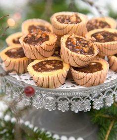Baking Recipes, Cake Recipes, Dessert Recipes, Swedish Cookies, Swedish Recipes, My Dessert, Yummy Cookies, No Bake Desserts, Christmas Baking