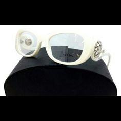 fcd7d39101ad Brand Nwt Prada frames Brand new with tags Prada frames can put your rx in  it Prada Accessories. Designer Eyewear