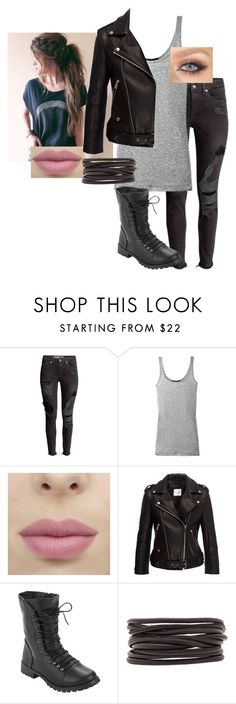 """""""Untitled #7"""" by ariabeloate on Polyvore featuring Vince and Isabel Marant"""