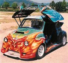 The little Fiat 500 prototype - a single copy
