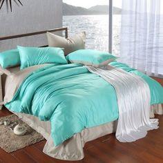 Nada mejor que usar la ropa de cama como un aliado de la decoración de las habitaciones...