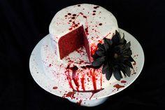 Red Velvet Slaughter Cake  |  www. yumandyummer.com  http://yumandyummer.com/2012/10/red-velvet-slaughter-cake/?utm_source=rss&utm_medium=rss&utm_campaign=red-velvet-slaughter-cake