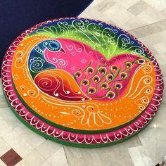 Another Diwali decoration - they are beautiful! Indian Rangoli Designs, Beautiful Rangoli Designs, Diwali Hindu, Diwali Decorations, Color Powder, Work Travel, Kuala Lumpur, Travel Photos, Celebrations