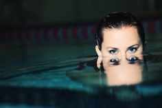 Connie Phillips Photographer - Senior swimmer