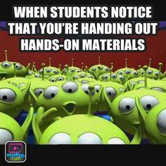 33 Memes Every Math Teacher Can Relate To – Humor Math Teacher Memes, Teacher Humour, Teaching Humor, Teaching Quotes, Math Memes, Classroom Jokes, Funny Teachers, Teacher Sayings, Teaching Reading