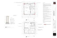 Floor plans, including finished basement.