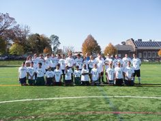 Team White - Founders Day Soccer Game