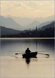 Walter Quirtmair - Fishing at the lake
