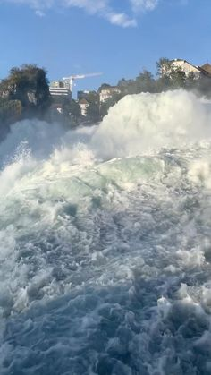 Rhine Falls Best Of Switzerland, 16th Century, Old Town, Places To See, The Good Place, Summertime, Tower, Clouds, Landscape