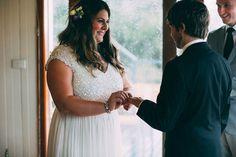 HOORAY! magazine - Tanya + Leigh #wedding #ceremony #love