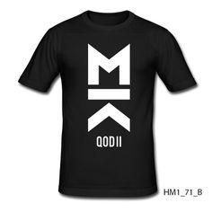 Mallory Knox T-shirt Slim Fit 100% Cotton English  Alternative Rock Band