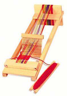 """Beka 4"""" Rigid Heddle Loom"""