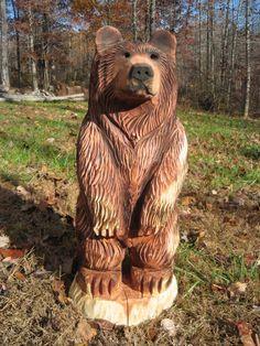 Sleepy Hollow Art | Cedar Wood Bear Cubs, the Rusties - Sleepy Hollow Art
