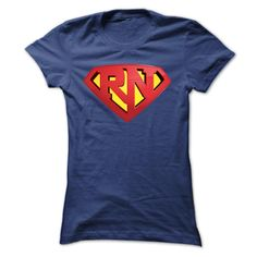 New redesigned Super Nurse logo in 3D. If you are a nurse you must have this design.  ** Buy 2 or more and SAVE OVER 80% on shipping ** Thank You.