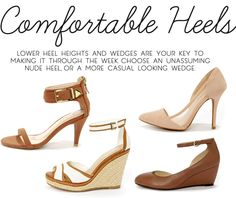 Shoes to Wear for Rush Week! at LuLus.com!