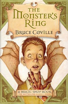 The Official Bruce Coville Homepage
