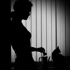 Fotografia Про черного кота... de Liliya Larkina na 500px