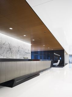 confidential global management consulting firm; view @ reception